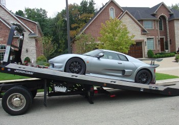 Professional Towing Service