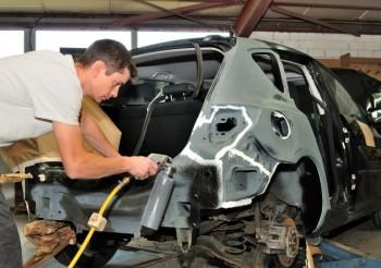 Auto Body Repair Service